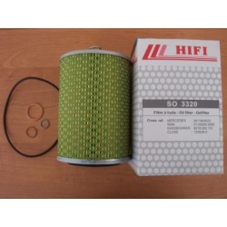 Filtr oleju SO3320