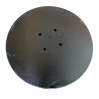 Talerz gładki 460mm 4-otw. rozst. 110 mm gr 3,2mm