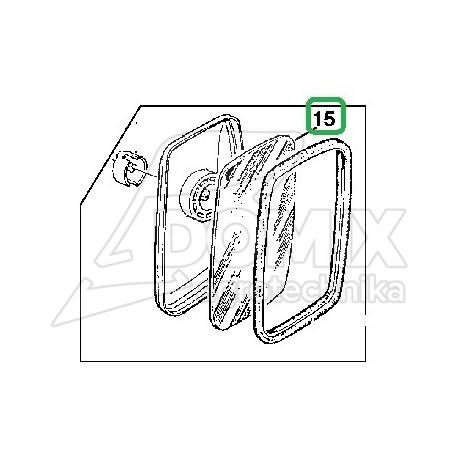 Wkład lusterka 280x200mm L79776Z