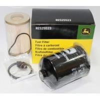 Zestaw filtrów paliwa RE525523