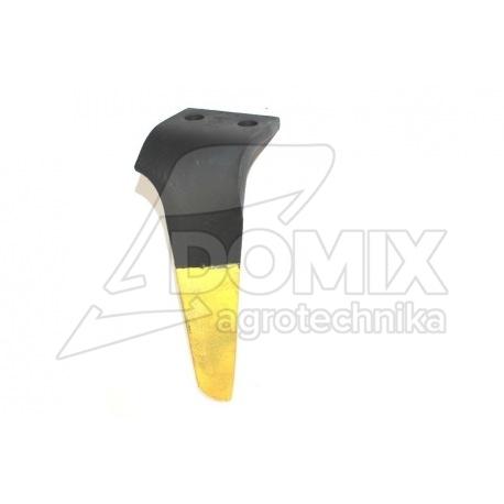 Ząb brony aktywnej napawany prawy 90x12 27100209N