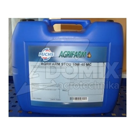 Olej Agrifarm STOU MC 10W-40 (60l)