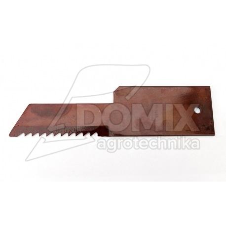 Nóż stały Z59033 190x50x3 mm