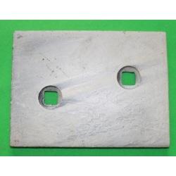 Nakładka płozy mała lewa IBIS PO/699 1127220020