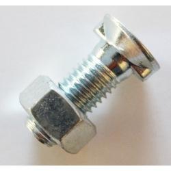 Śruba 2-noski M12x35 kl.12,9 ocynk 033107KK-12,9