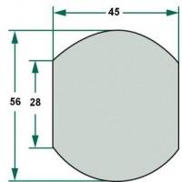 Kula kat. 2 28, 56, 45 mm