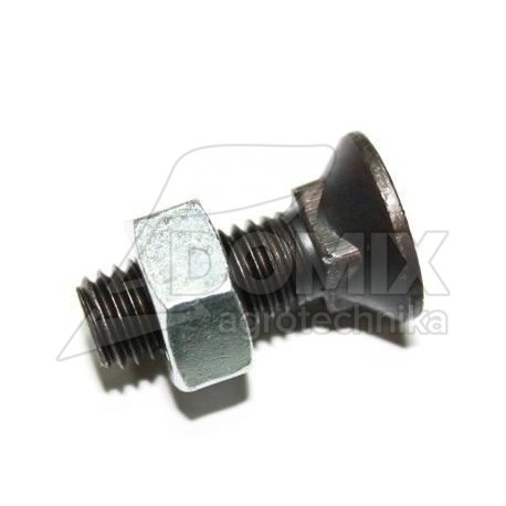 Śruba płużna M10x60 kl. 8,8 SR-5000-1060-8,8