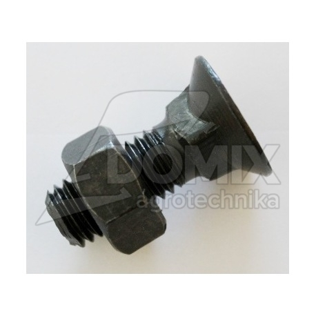 Śruba płużna M12x35 kl.12,9 DIN608 SR-5000-1235-12