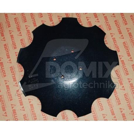 Talerz uzębiony 460x4 4-otw. XL043 H64 1966-18M