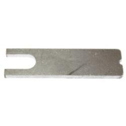 Blaszka dystansowa 2,5mm BL 1,25x16x57
