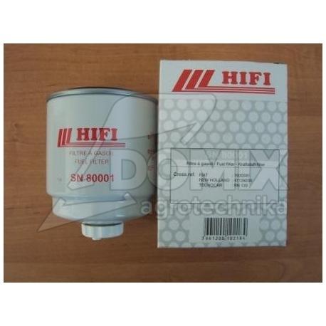 Filtr paliwa SN80001