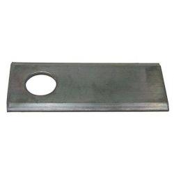 Nożyk do kosiarki rotacyjnej 96x40 fi19 Deutz Fahr