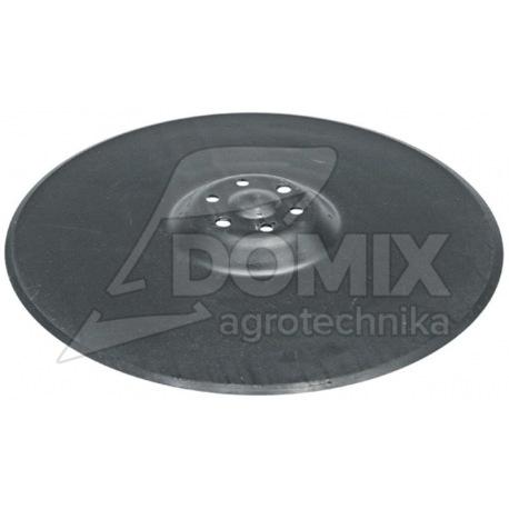 Talerz wysiewający 340X2,5mm 23010201, 163L