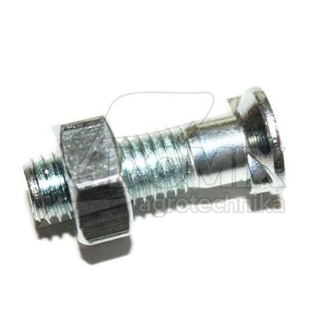 Śruba 2-noski M10x35 kl. 10,9 SR-5006-1035-10,9