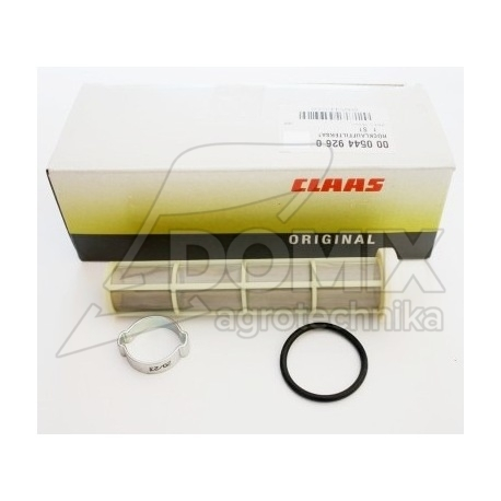 Filtr boczny hydrauliczny 544926.0