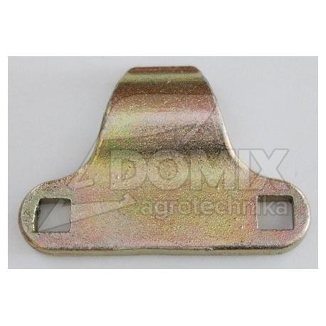Docisk kosy segmentowej podwyższany 626749.1