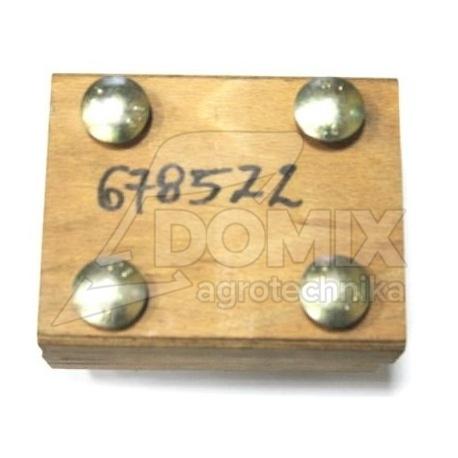 Panewka wytrząsacza 40mm 678522