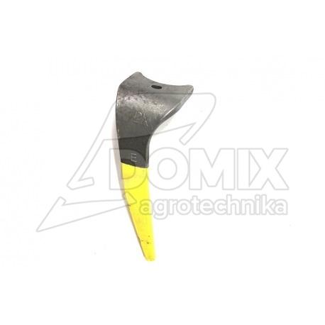 Ząb napawany prawy Amazone KG 120x15 DX 6574300N