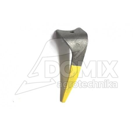 Ząb napawany lewy Amazone KG 120x15 SX 6575300N