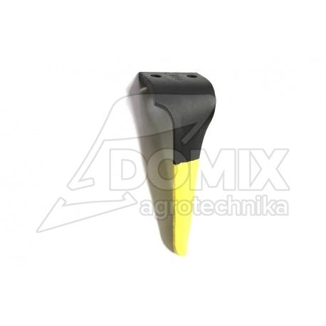 Ząb brony aktywnej napawany prawy 100x12 36100210N