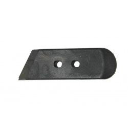 Dłuto nakładka lemiesza prawa 053090B DURATOP 20mm