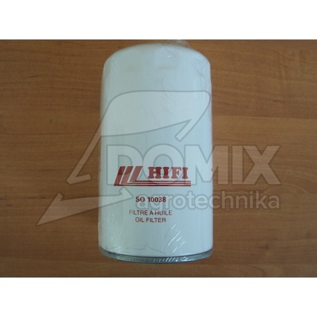 Filtr oleju SO10038