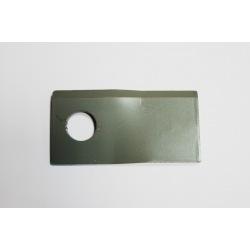 Nożyk prawy 96x50x4 fi 19mm Krone