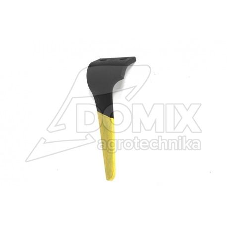 Ząb brony aktywnej napawany lewy 90x12 27100210N