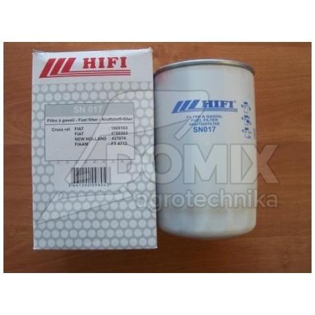 Filtr paliwa SN017