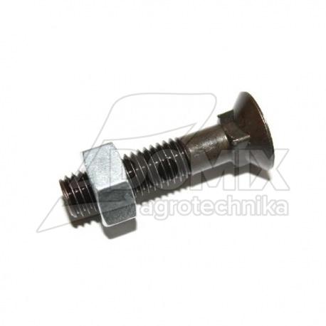 Śruba płużna M10x50 kl.10,9 SR-5000-1050-10,9