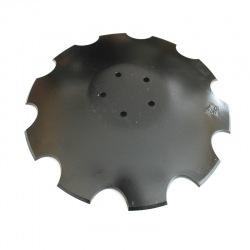 Talerz 460x6mm 5otw 28071304 VIS Horsch Joker