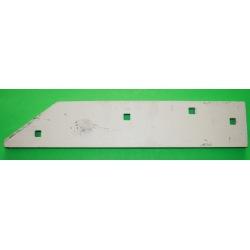 Płoza krótka lewa IBIS PO/471 1116720010