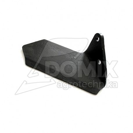Lemiesz boczny prawy 172,5mm 34060857B 10mm Horsch