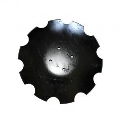 Talerz Catros uzębiony z9 460x4 4-otw. XL034