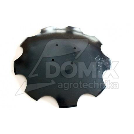 Talerz Catros uzębiony 510x5mm 78201966B 1966-20M