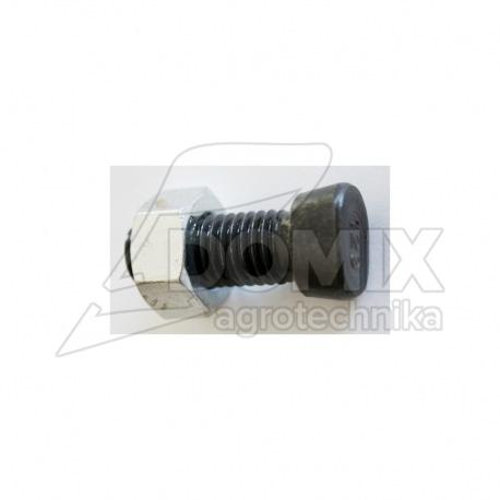 Śruba dłuta Rabe nowy typ owal 12,9 RA-M1237