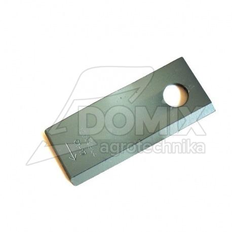 Nożyk lewy 120x48x4mm fi18,5 Fella Vicon Lely