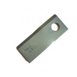 Nożyk prawy 120x48x4mm fi18,5