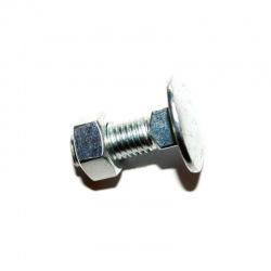Śruba zamkowa M10x30 kl. 8,8 ocynk
