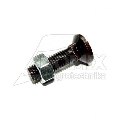Śruba płużna M16x50 kl. 10,9 DIN 608