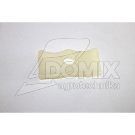Amortyzator obrotu koła podporowego KK064028R