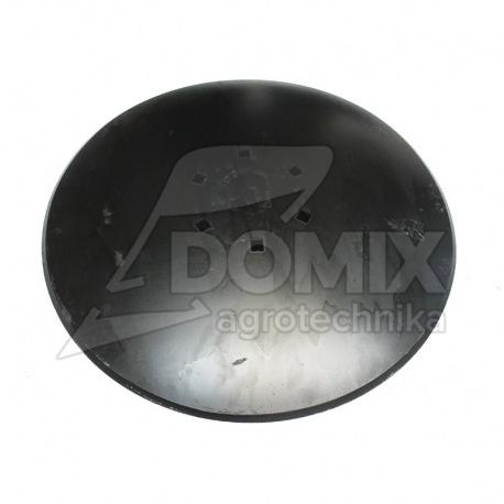 Talerz gładki 460 mm 6-otw 120mm gr3,2mm