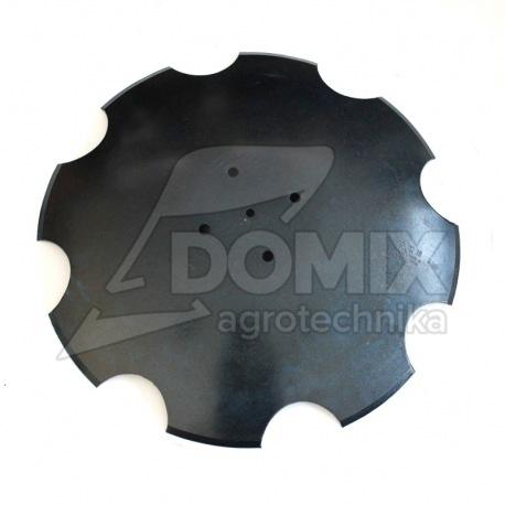 Talerz uzębiony 510mm 4-otw 850410231,850410230