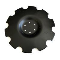 Talerz uzębiony 510mm Z10 wpust pod piastę 6 3,5mm