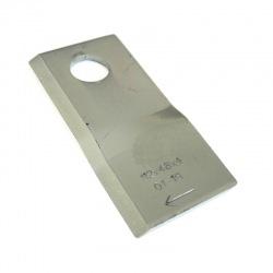Nożyk prawy 112x48x4 fi19mm 139889 Krone, Fella