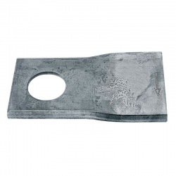 Nożyk kosiarki pr 96x48x3 fi19 434.980 Pöttinger