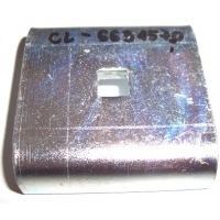 Nakładka bębna cylindra młocarni Claas szer. 58 mm