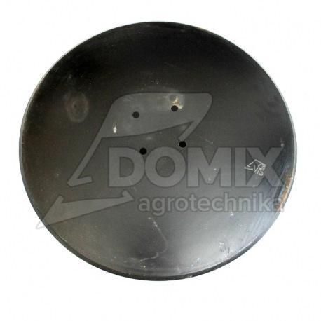Talerz gładki 510x5mm 4-otw pod piastę prosty VIS