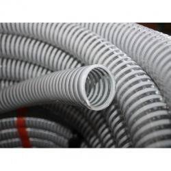 Wąż ssawno-tłoczny PCW ze spiralą wew.fi 63mm