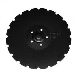 Talerz uprawowy wygięty 405x5mm 5-otw. 451372